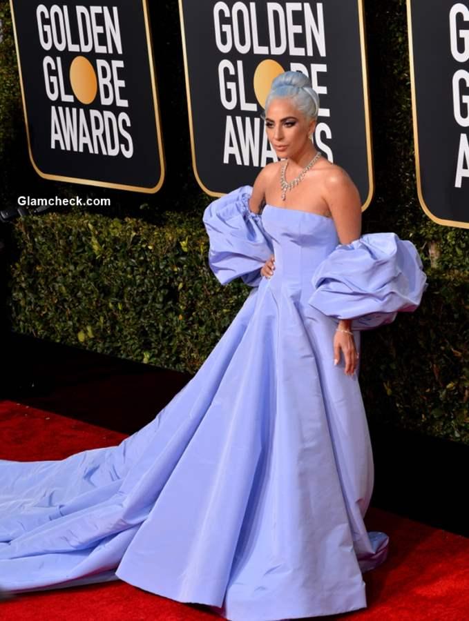 Lady Gaga 2019 Golden Globe Award