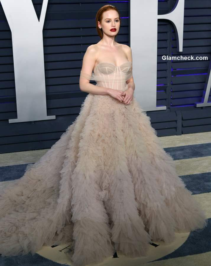 Madelaine Petsch 2019 Vanity Fair Oscar Party