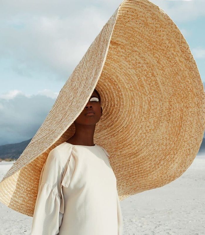Oversized Brimmed Hats SS 2021 A Stylish Protective Gear