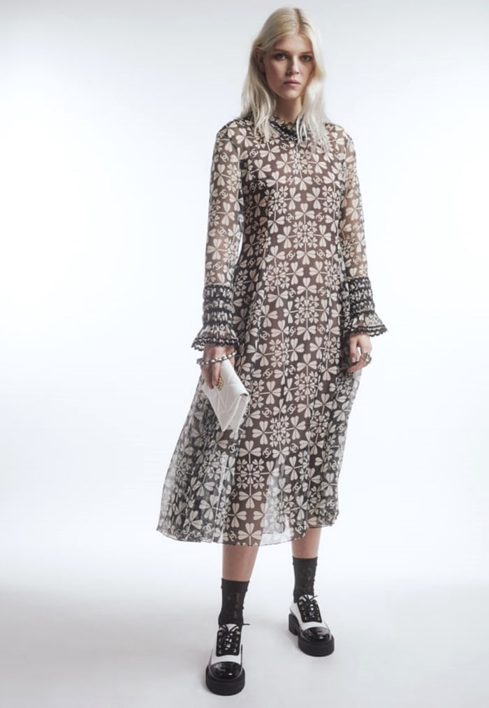 Chanel Fall-Winter 2021-22 collection Ola Rudnicka face of Chanel