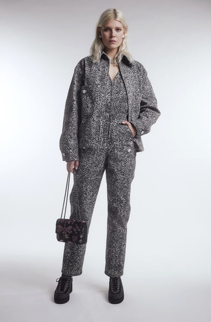 Chanel Fall-Winter 2021-22 collection Ola Rudnicka