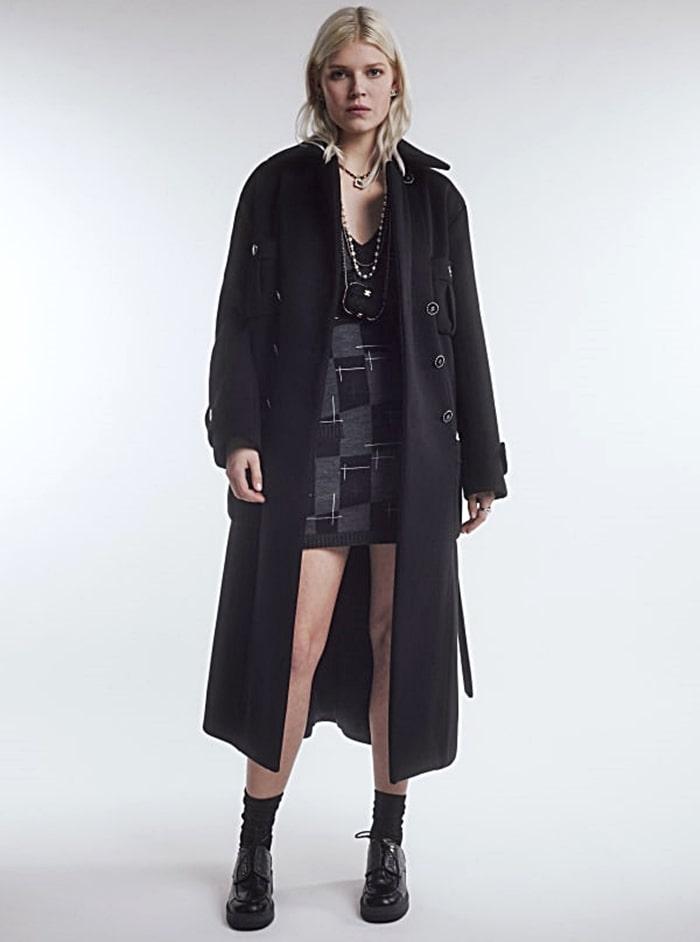 Chanel Fall-Winter 2021-22 pre collection Ola Rudnicka