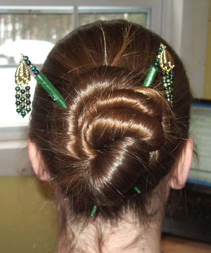 Longer Sticks May Be Easy To Use In The Beginning Once You Get Set With Them Shorter Ones That Account For A Great Updo