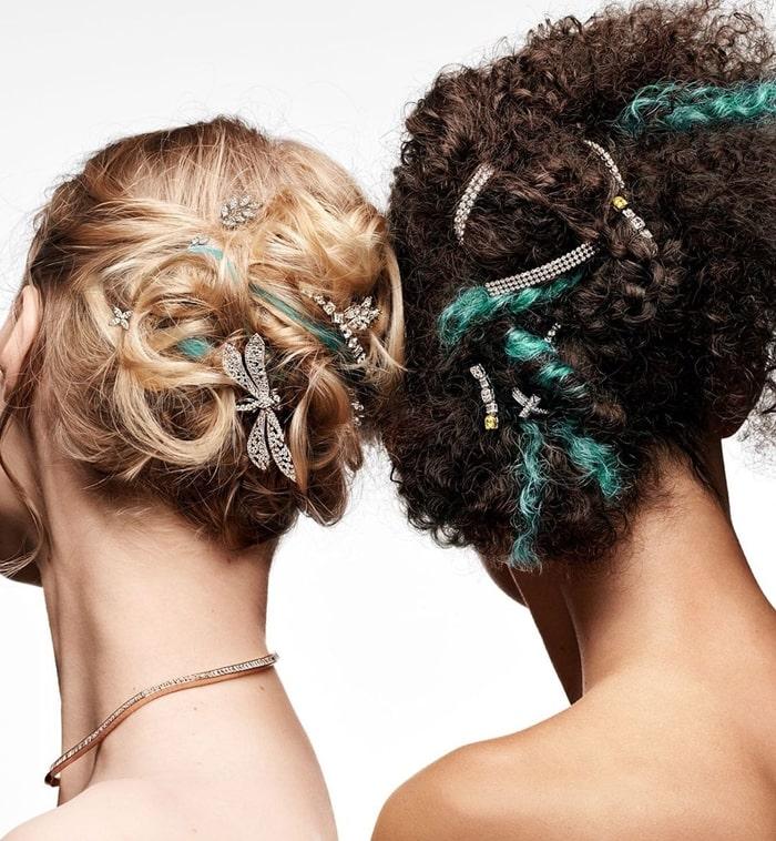 Diamond Hair Accessories