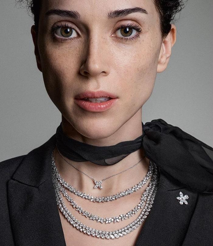 Diamond Necklace Tiffany and Co