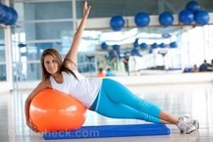 pilates women workouts