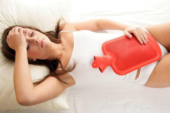 Remedies Period Pain hot water bottle