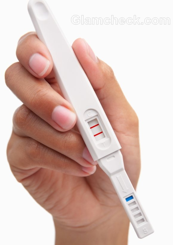 Home Pregnancy Test stick