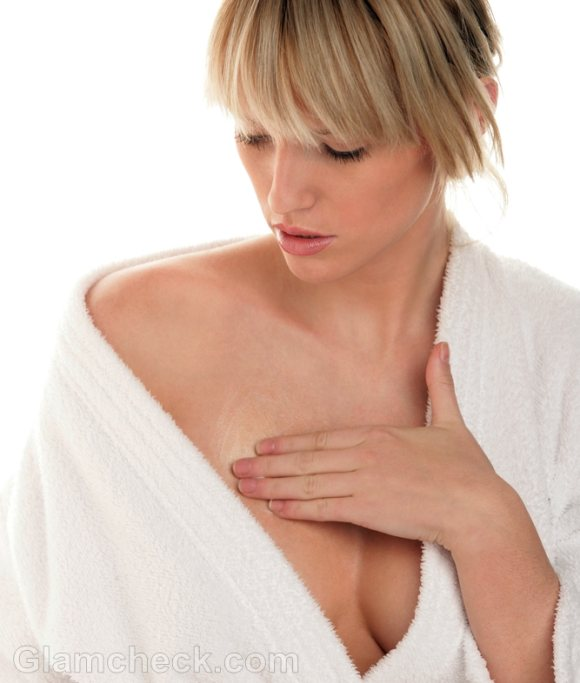 breast tenderness period symptoms
