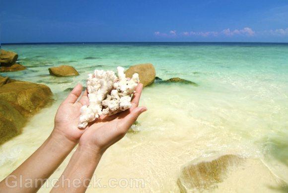 Coral Sunscreen Pills