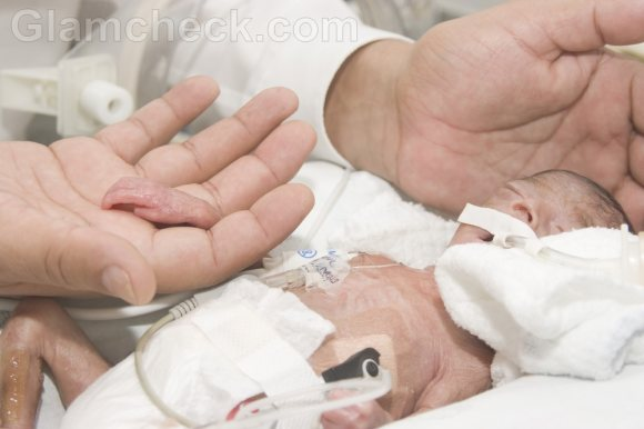 preterm labor premature baby