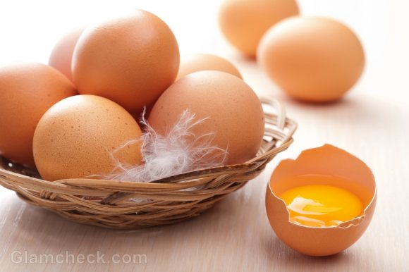 Eggs for health