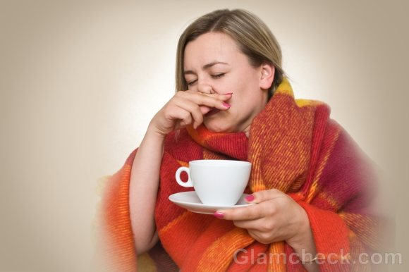 Ginger Tea Benefits for cold