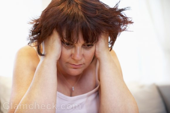 menopause age symptoms