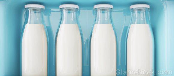 Milk benefits