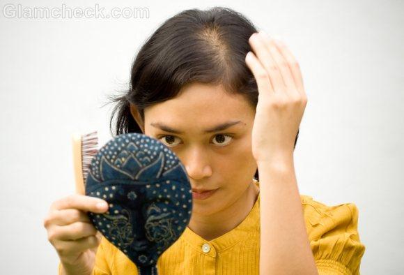 Women Hair Loss symptoms
