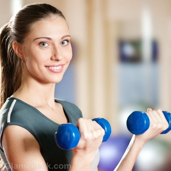 Gain muscle exercise routine list