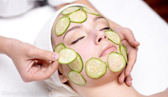 Peeling skin treatment
