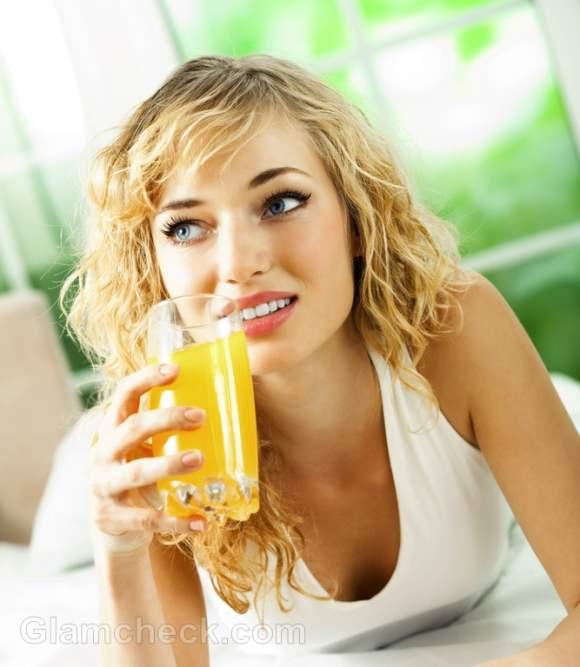Benefits pineapple juice