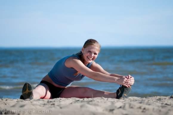 Beach workouts free exercise