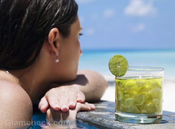 Health benefits lime water