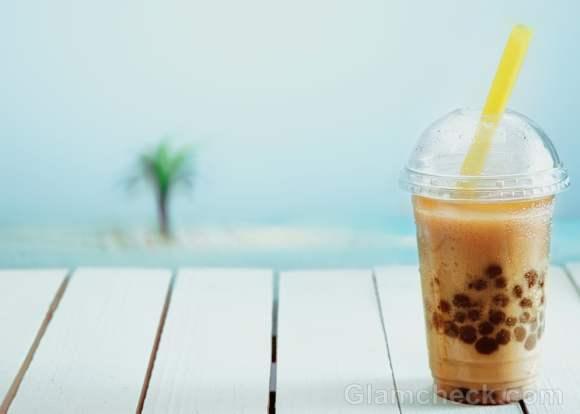 Iced Coffee summer drinks