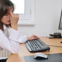 eye strain causes symptoms treatment