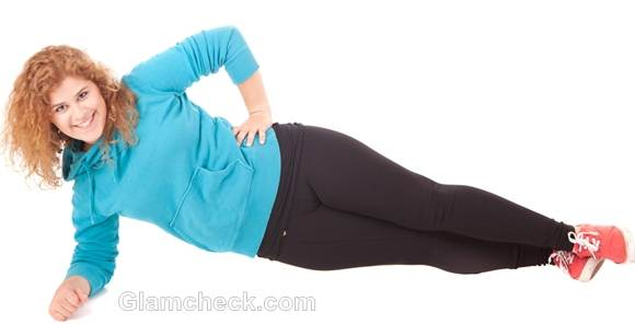 Exercise obese women