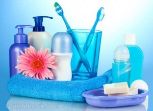 List personal hygiene products