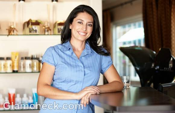 Healthy lifestyle working women
