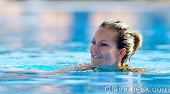 health benefits swimming