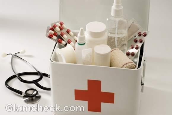home first aid box essentials