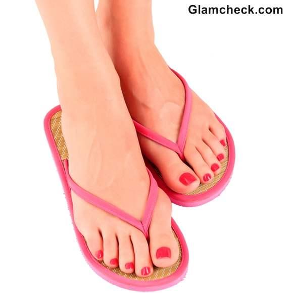 Flip Flops for health Ruining Your Gait