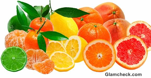 list of citrus fruits which fruits are healthy