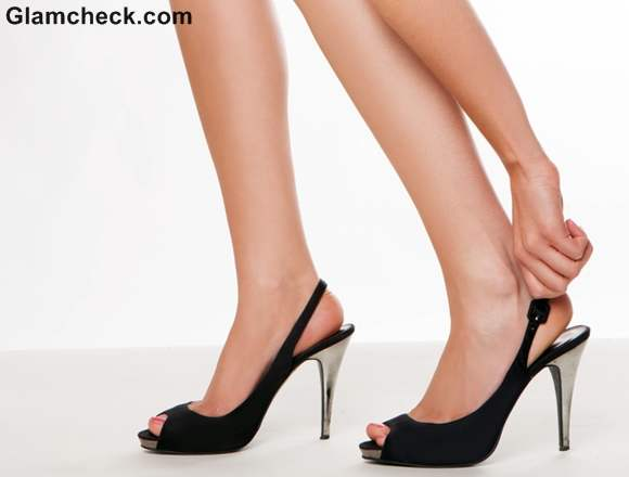 Relationship between High Heels and Osteoporosis