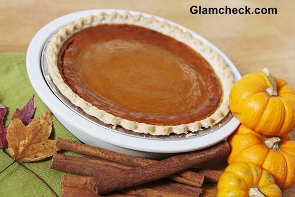 Pumpkin Pie forThanksgiving