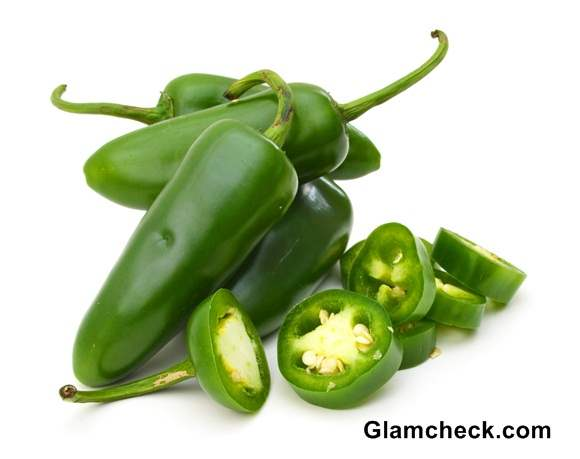 Chilli Health Benefits