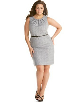 Dresses for Women: Guide - Sheath Dress for: Petite & Plus-Size ...