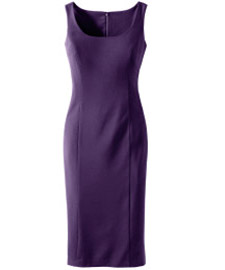 Dresses for Women: Guide - Sheath Dress: Silhouette, Fabrics ...
