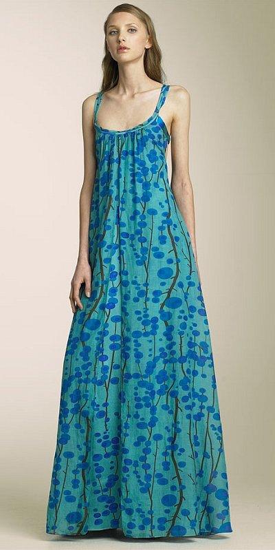 Maxi dress for petite plus