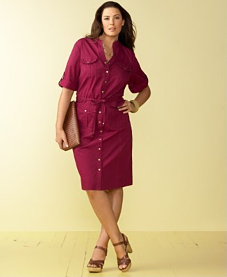 Plus Size Formal on Pinterest | High Fashion Dresses, Short Formal