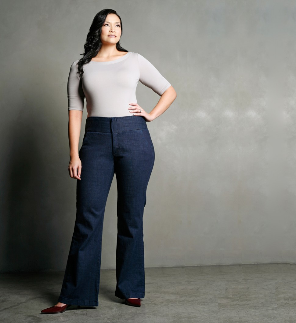 Hot Plus Size Jeans | Bbg Clothing